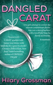 Dangled Carat by Hilary Grossman