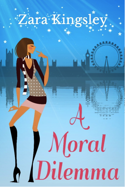 A Moral Dilemma by Zara Kingsley