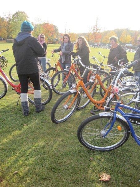 Fat Tire City Bike Tour