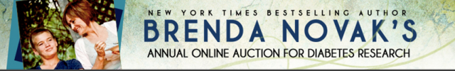 Brenda Novak Online Auction