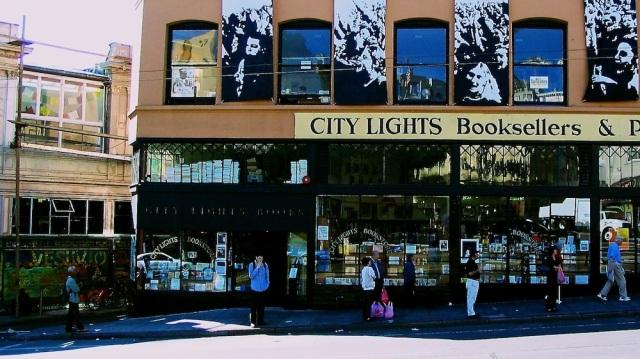 City Lights Bookstore - Photo by J. Wyatt