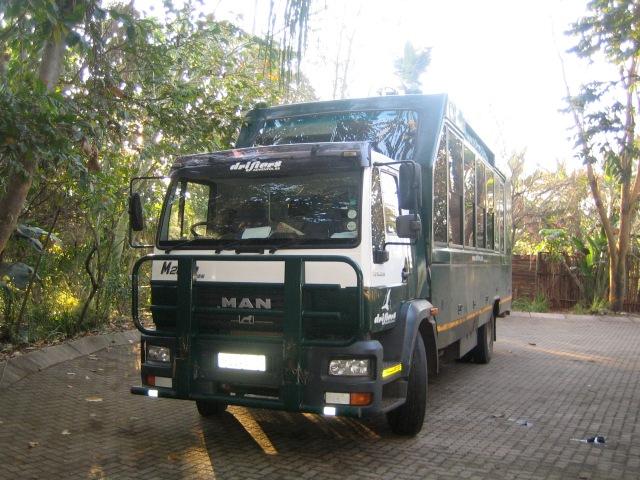 Overland Tour Truck - Drifters